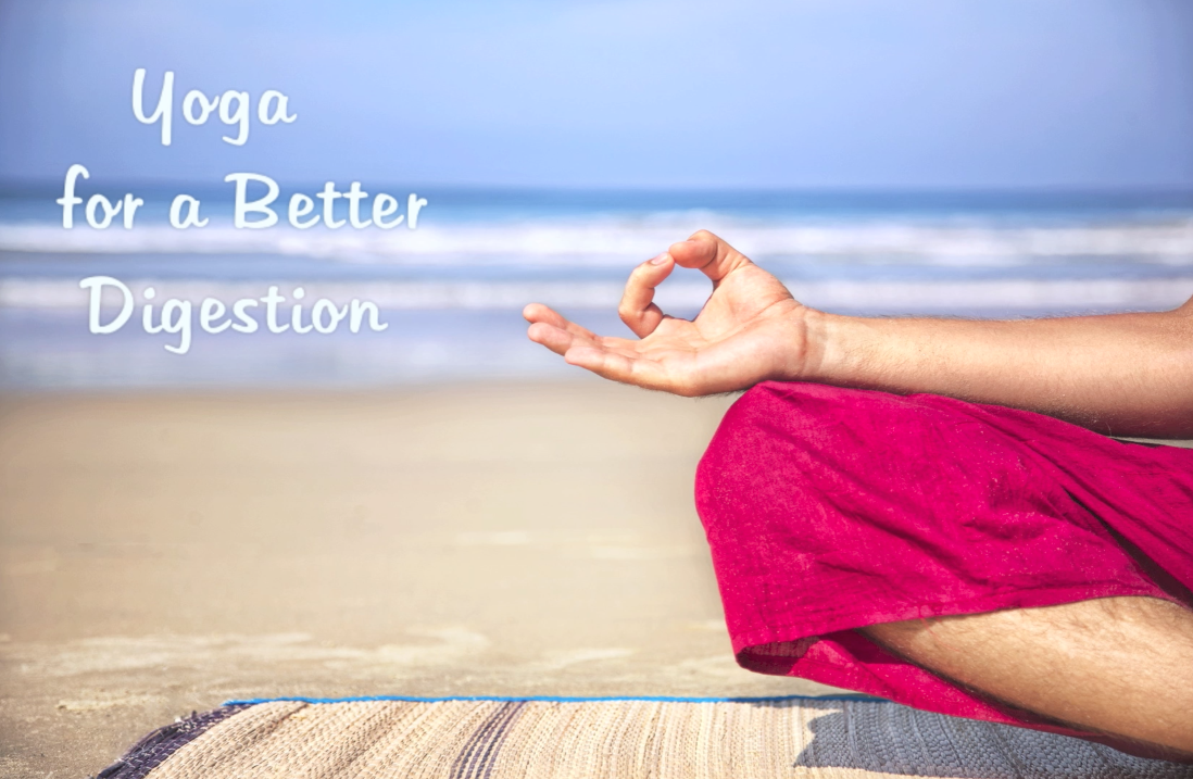 Yoga for a better digestion - Turiya Yoga