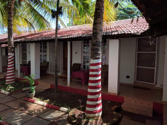 verandah traditional accommodation alternative