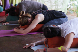 Relaxations in Hatha Yoga